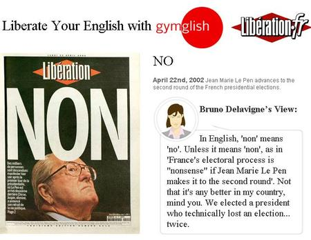 Liberate your english