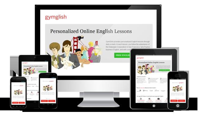 formation anglais gymglish.com